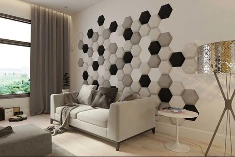 Prostorové nástěnné panely oživí váš interiér