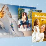 Kalendář s vlastními fotkami