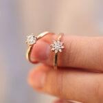 Průvodce brusy kamenů na zásnubních prstenech