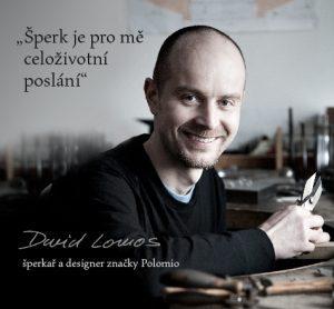 David Lomos - titulka
