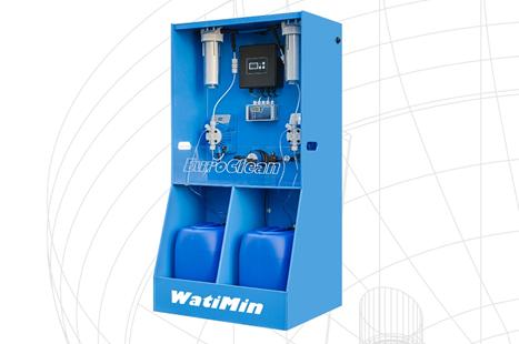 EuroClean WatiMin bude pro systém S.A.W.E.R. na EXPO 2020 vyrábět pitnou vodu
