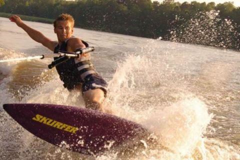 Wakeboard a jeho historie