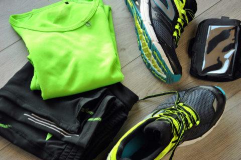 Jak zorganizovat vaše běžecké oblečení