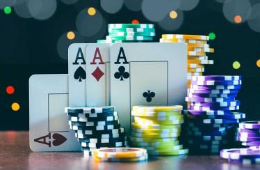 casina - karty a žetony