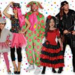 Jak vybrat karnevalový kostým