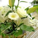 Kouzlo květinových dekorací