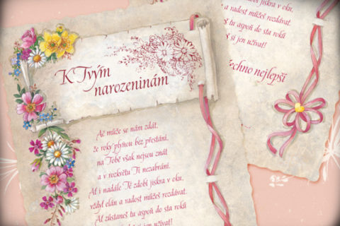Proč nepodceňovat papírová přání k narozeninám?