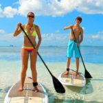 10 důvodů, proč vyzkoušet tohle léto paddleboarding