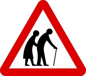 problémy seniorů