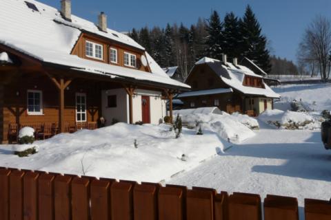 Tip na zimní radovánky: Kouty nad Desnou