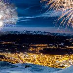 Silvestrovské veselí na horách
