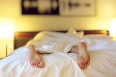 Jak si přivolat spánek