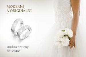 snubní prsteny Polomio