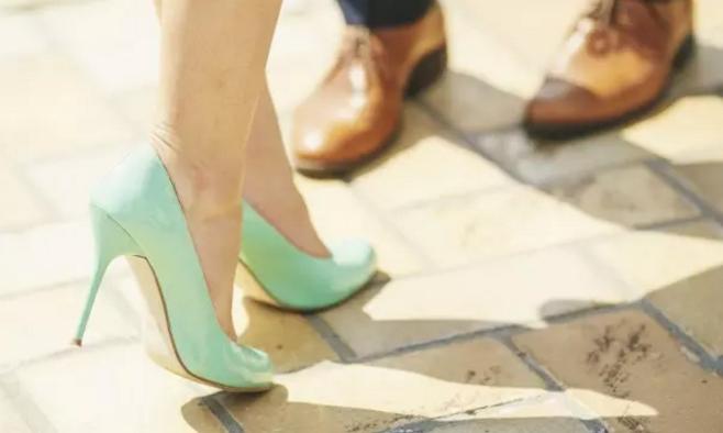 správná obuv - tělo článku