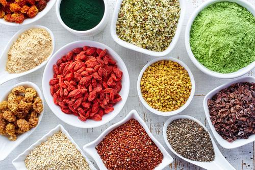 Superpotraviny a jejich výhody