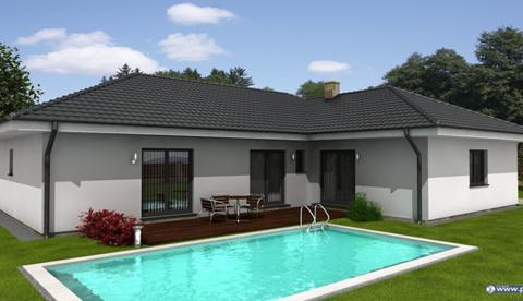 Individuální a typové projekty rodinných domů